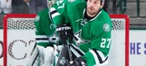 Stars buy out D Rome with one year left on deal