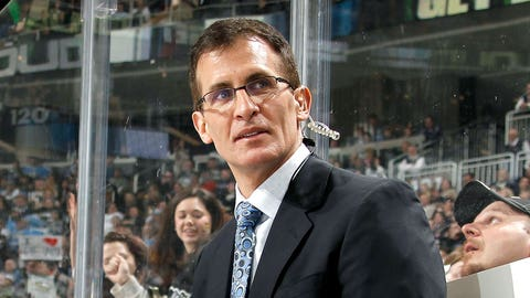 Tony Granato named coach of 2018 US Olympic men's hockey team