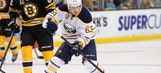 Sabres re-sign Tyler Ennis to reported 5-year, $23M contract