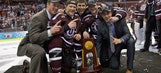NCAA's new Frozen Four logo gets smacked down by Twitterverse