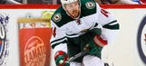 Wild re-sign Fontaine to two-year contract