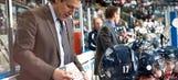 Detroit hires Hiller, Brewer as assistant coaches