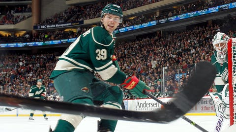 Wild claim defenseman Prosser off waivers