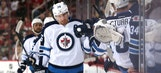 Winnipeg Jets' Wheeler is not a fan of ads on jerseys