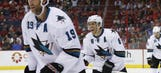 NHL power rankings: Sharks find their way to the top