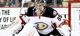 Ducks' rookie Gibson finally gets first victory