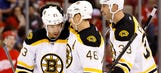 Bruins hoping personnel changes lead to growth