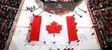 Canada comes together in stirring memorial service before NHL games