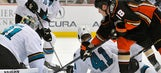 Ducks struggle to get going against physical Sharks team
