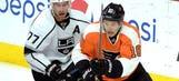 Flyers' Brayden Schenn elevated to top line after being a healthy scratch