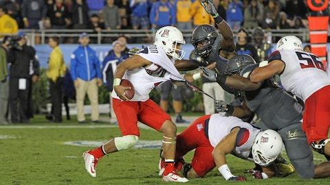 Gallery: UCLA defeats Arizona, 17-7