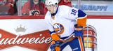 Islanders' Strome teaches 'floorball' to kids in Brooklyn