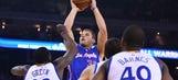 RECAP: Clippers fall to Warriors, 121-104
