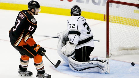 Ryan Kesler trade is working well for Ducks