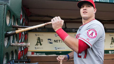 MLB - 3. Mike Trout (@Trouty20)