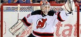 Devils' Schneider to rock sweet leg pads at All-Star Game