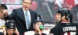 Senators coach Cameron reflects on season, humor and a life in hockey
