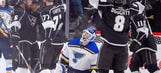 Kings overcome early 3-goal deficit in win over Blues
