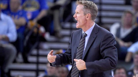 Steve Kerr, Golden State Warriors