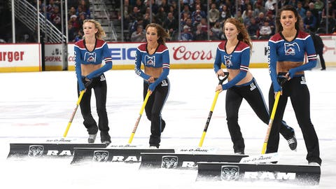 Rocky Mountain ice girls