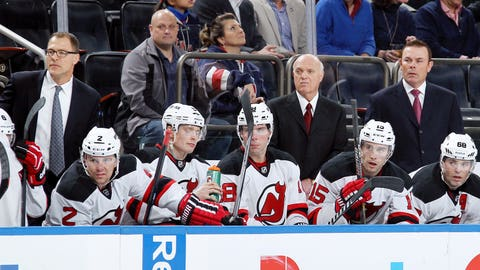 Devils' three-headed coaching staff
