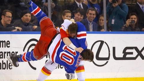 Ferland vs. Miller