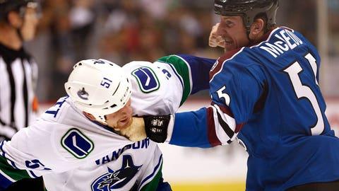 McLeod vs. Dorsett