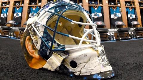 Antti Niemi, San Jose Sharks