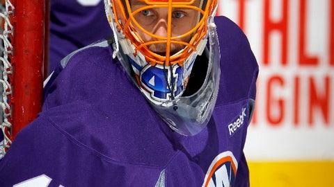 Jaroslav Halak, New York Islanders