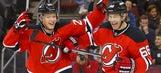 Jagr sets record for oldest to score hat trick as Devils down Flyers