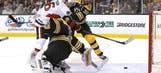 Ryan scores in OT to give Senators win over Bruins