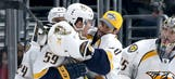 RECAP: Predators beat Kings 7-6 on Josi's OT goal