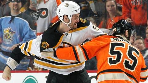 Schultz vs. McQuaid