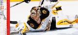 Bruins G Tuukka Rask enjoys rare Tom Brady comparisons
