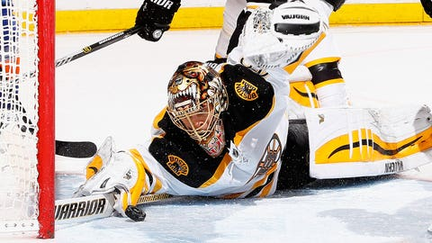 Tuukka Rask — Boston Bruins