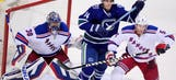 Dan Girardi to return to Rangers' lineup despite cracked kneecap