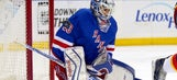 Rangers, once wary of Lundqvist's absence, have found hidden gem in Talbot