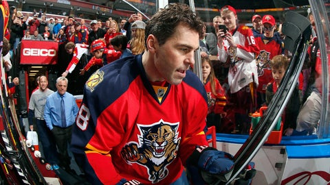 Jaromir Jagr — Florida Panthers