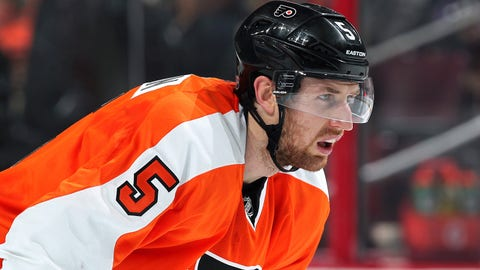 Lightning get Brayden Coburn from Flyers for Radko Gudas, 2015 first-round pick and 2015 third-round pick
