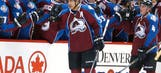Varlamov plays in 20th straight game, nearly shuts out Penguins