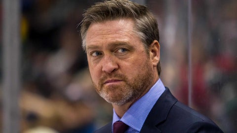 Patrick Roy — head coach for the Colorado Avalanche