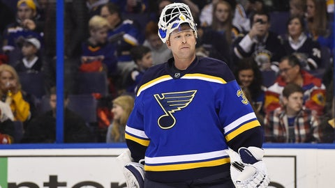 Martin Brodeur — special assistant to the general manager for the St. Louis Blues