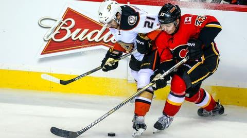 Flames vs. Ducks: Special Teams