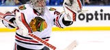 Blackhawks' Darling goes extra mile for man in need on road trip