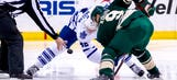 Preview: Wild at Maple Leafs