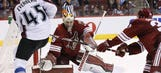 Coyotes sign Domingue to 1-year deal