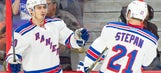 Rangers top Senators, become first NHL team to clinch playoff spot