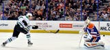 Bachman makes 29 saves to carry Oilers to shutout win over Stars