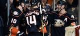 NHL power rankings: Ducks cutting it close but getting it done
