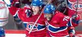 Galchenyuk scores in OT, Canadiens top Senators to take 2-0 lead